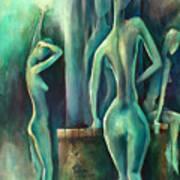 ' Moonlight ' Art Print