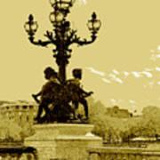 # 10 Paris France Art Print