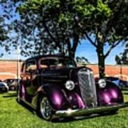 1939 Chevy Coupe Art Print