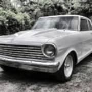 1963 Chevy Nova II Art Print