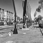 7th Street View Art Print