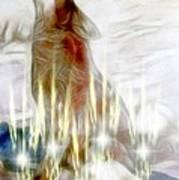 A Spiritual Healing Art Print