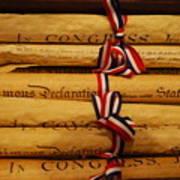 American History Art Print