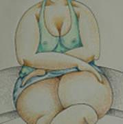 Galician Woman 2006 Art Print
