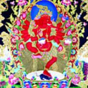Ganapati 8 Art Print