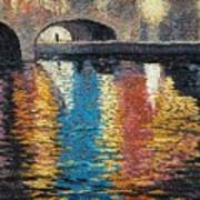 Light On The Water Art Print