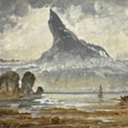 Mount Stetind Art Print