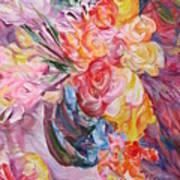 My Bouquet Art Print