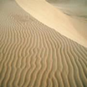 Pismo Dunes Art Print