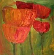 Poppies 2 Art Print