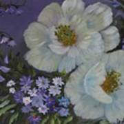 Purple Magic Art Print