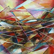 ' Surface ' Art Print
