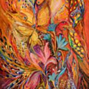 The Flowering Art Print