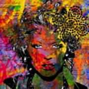 Vulnerable Art Print by Ramneek Narang