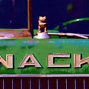 Wack Truck Art Print