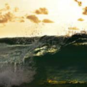 Wave Tube Art Print