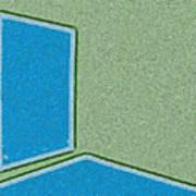 Window In The Empty Room 2-1 Art Print