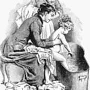 Pears' Soap Ad, 1887 Art Print