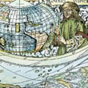 Amerigo Vespucci (1454-1512) Art Print