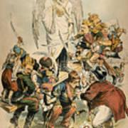 Otto Von Bismarck Art Print