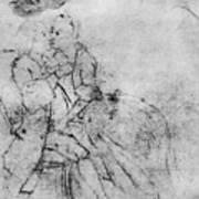 Benjamin Franklin (1706-1790) Art Print by Granger