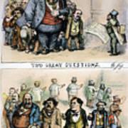 Nast: Tweed Corruption Art Print
