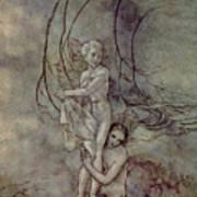 Andersen: Little Mermaid Art Print