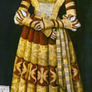 Katharina Von Mecklenburg Art Print by Granger