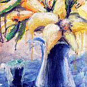 01353 Daffodils Art Print
