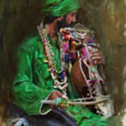 023 Sindh Art Print