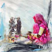 024 Sindh Art Print
