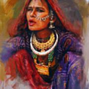 027 Sindh Art Print