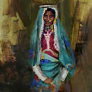 030 Sindh Art Print