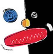 040811ba Art Print