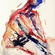 04996 Sunburn Art Print