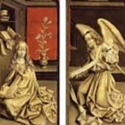 07464 Rogier Van Der Weyden Art Print