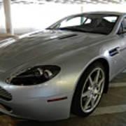 08 Aston Martin Art Print