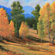 090922-68  Golden Moments Art Print