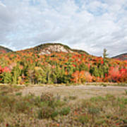 Kancamagus Highway - White Mountains New Hampshire Usa Art Print