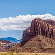 Views Of Canyonlands National Park Art Print