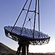 12m Gamma-ray Reflector Telescope Art Print