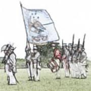 1812 Soldiers Art Print