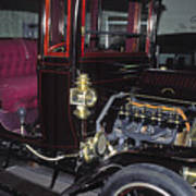 1919 Ford Model-t Art Print
