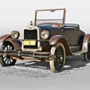 1925 Chevrolet Series K Roadster Art Print