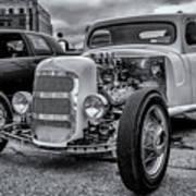 1948 Mercury Pickup Hot Rod Art Print