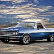 1964 Chevrolet El Camino I Art Print