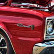 1966 Dodge Coronet 500 426 Hemi Art Print