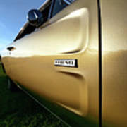 1968 Dodge Charger Hemi Art Print