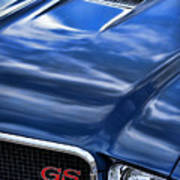 1970 Buick Gs 455  Art Print