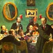 43769 Boris Kustodiev Art Print